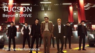 EXO 엑소 KAI & aespa 에스파 KARINA 'The all-new Hyundai TUCSON Beyond DRIVE' Full Live Performance