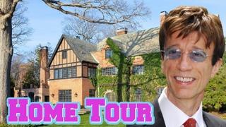 Inside Robin Gibb's $12.9 Million Mansion