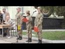 КПК з ПВФП парад на честь загиблих в АТО