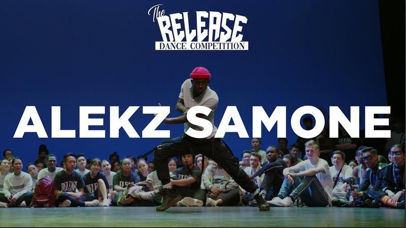 [Judge Showcase] Alekz Samone - The Release Dance Competition 2019 | Danceproject.info