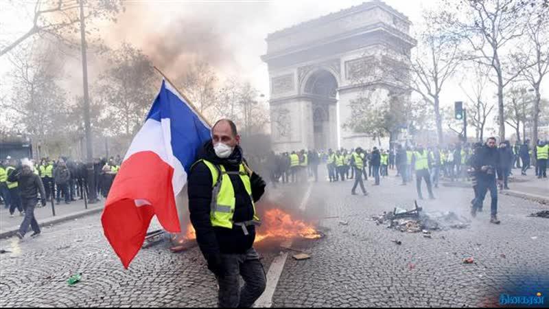 La France va-t-elle entrer en guerre civile (Débat)