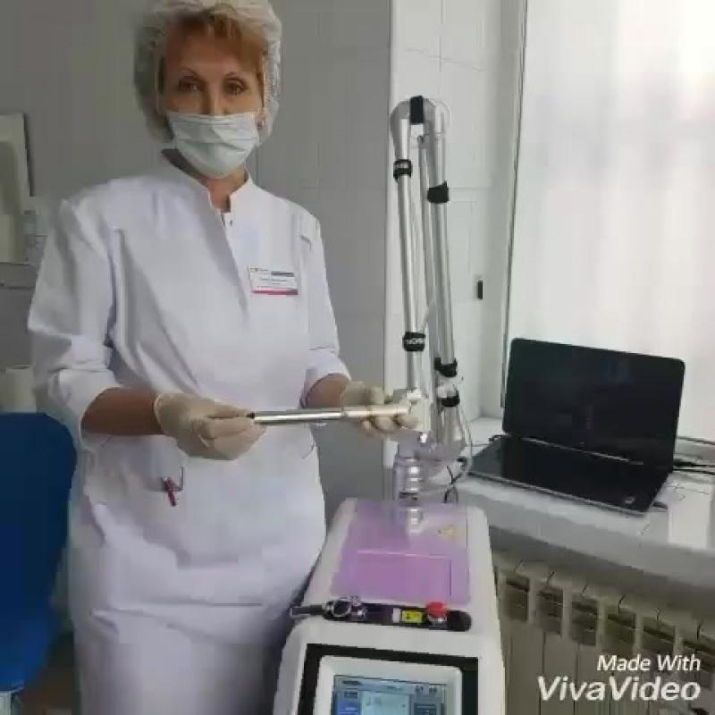 Лазерная методика интимного омоложения
