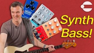 Making Synth Bass Sounds w/ Janek Gwizdala