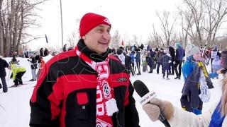 В Орске прошло главное зимнее спортивное событие — «Лыжня России 2021» 1