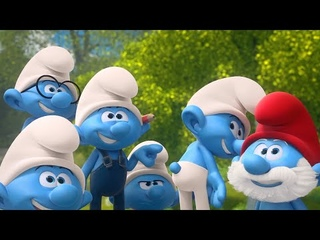The Smurfs on Nickelodeon Television Commercial Promo (September 2021)