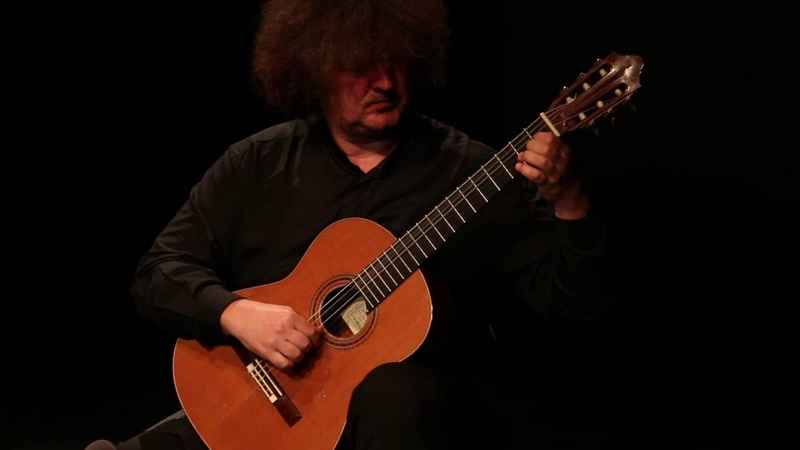 Zoran Dukić plays Adiós Nonino Festival Sor 2016