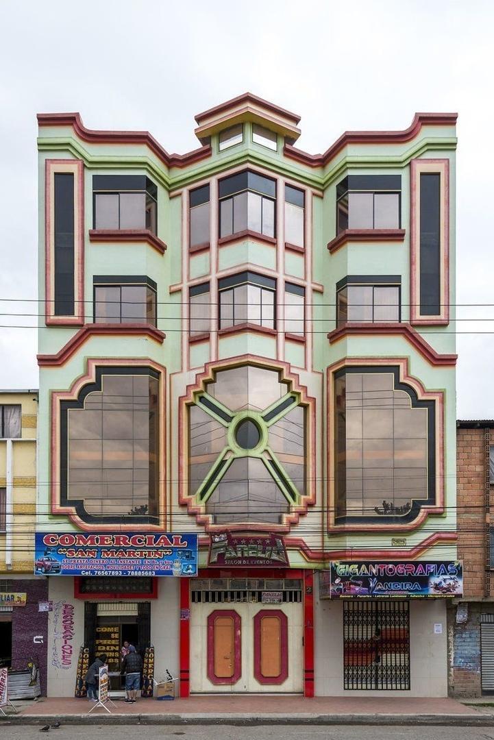 Боливийский город Эль-Альто: яркое слово в архитектуре