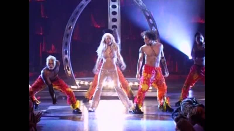 Britney Spears Satisfaction Oops!...I Did It Again (MTV Video Music Awards 2000)