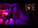 Танго Кармен новогодний корпоратив в ресто баре Kellys