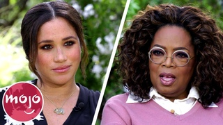 Top 10 Shocking Things We Learned from the Meghan & Harry Interview