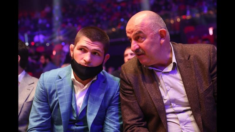 Backstage турнира FIGHT NIGHTS GLOBAL и GFC посвящённому Памяти Абдулманапа Нурмагомедова.