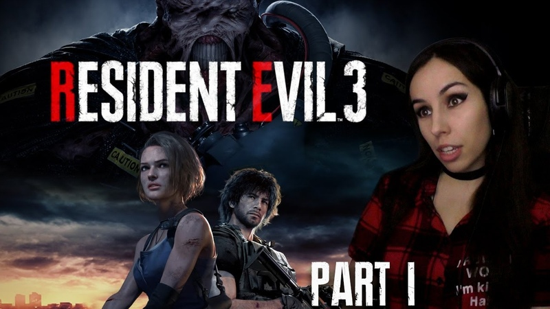 Возвращение в Raccoon City Resident Evil 3 Part 1