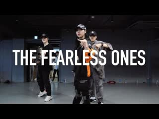 1million dance studio the quiett, sik-k, beenzino  changmo - the fearless ones ⁄ bengal choreography