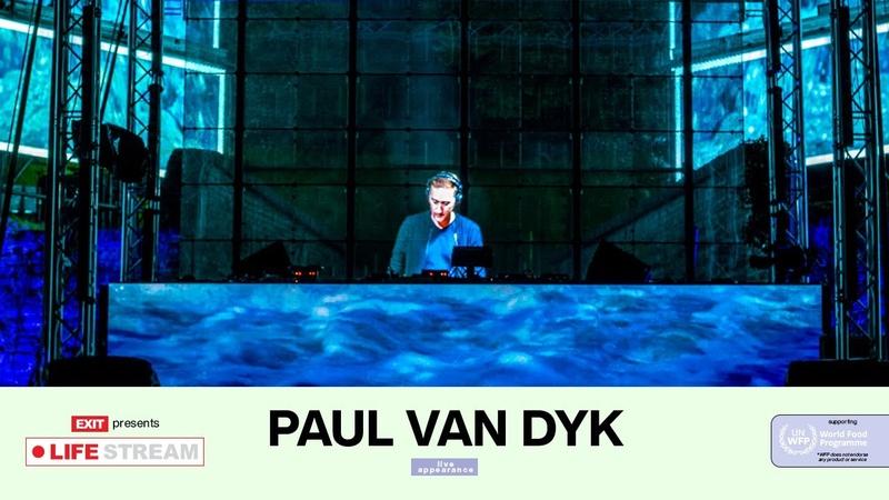 Paul Van Dyk Live @ EXIT LIFE STREAM 2020