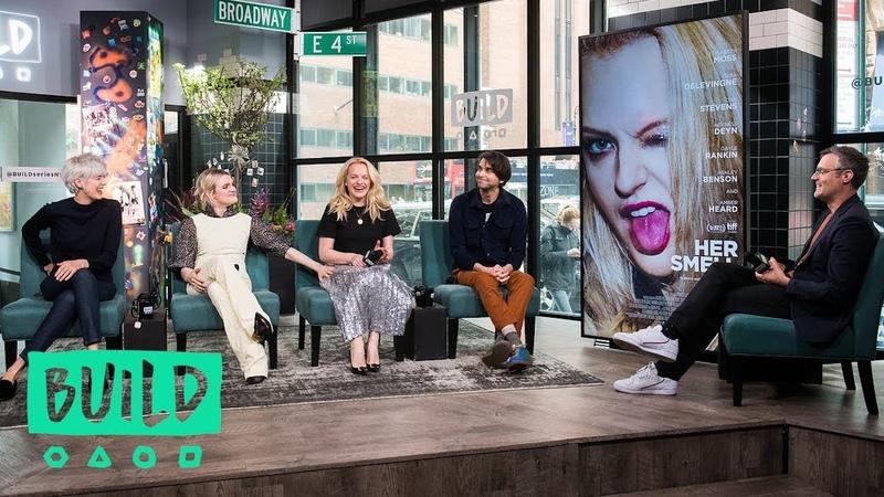 Alex Ross Perry Elisabeth Moss Agyness Deyn Gayle Rankin On The Film Her Smell