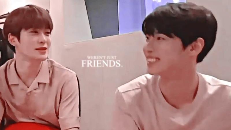JaeDo we weren t just friends