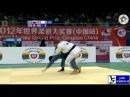 Judo 2012 Grand Prix Qingdao Khabachirov RUS Otgonbaatar MGL 81kg semi final
