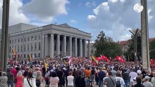В Литве недовольны ужесточением карантина