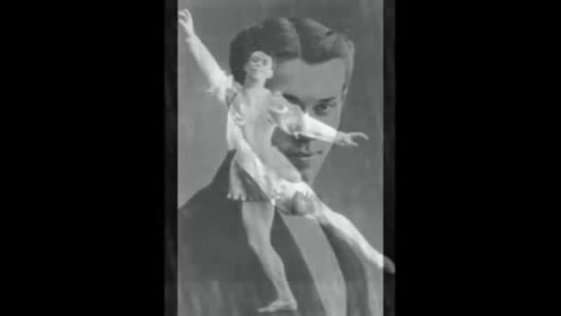 Подборка фотографий молодого Вацлава Нижинского