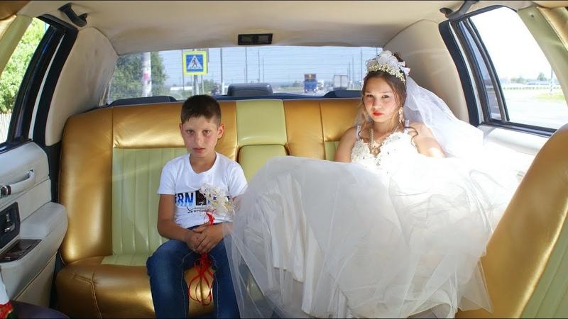 ЧАСТЬ 1 МАРАТ И ФЕРИДЕЙ ЦЫГАНСКАЯ СВАДЬБА видеосъёмка в Брянске видео Тимоновке