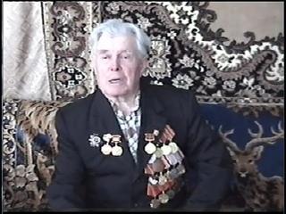 """#""""CЛОВО ПОБЕДИТЕЛЮ""""Видеоинтервью с Плетенкиным Геннадием Ефимовичем,  ветераном ВОВ Венгеровского района"""