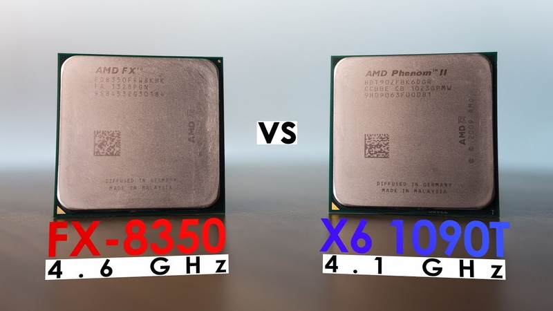 FX 8350 vs Phenom II X6 1090T Was AMD FX Really a Downgrade