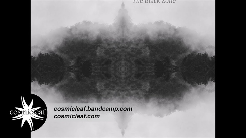 Dense Aviron - The Black Zone [EP PREVIEW] Out 6 November 2019 chillgressive psychill downtempo