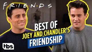 Friends: The Best of Joey and Chandler's Friendship (Mashup) | TBS