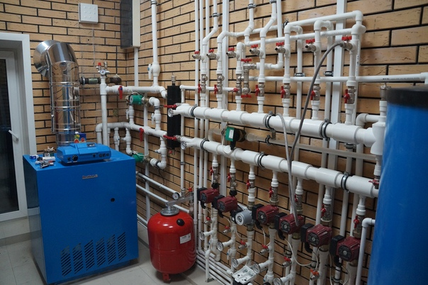 Предлагаю услуги по монтажу, ремонту и обслуживанию систем отопления,