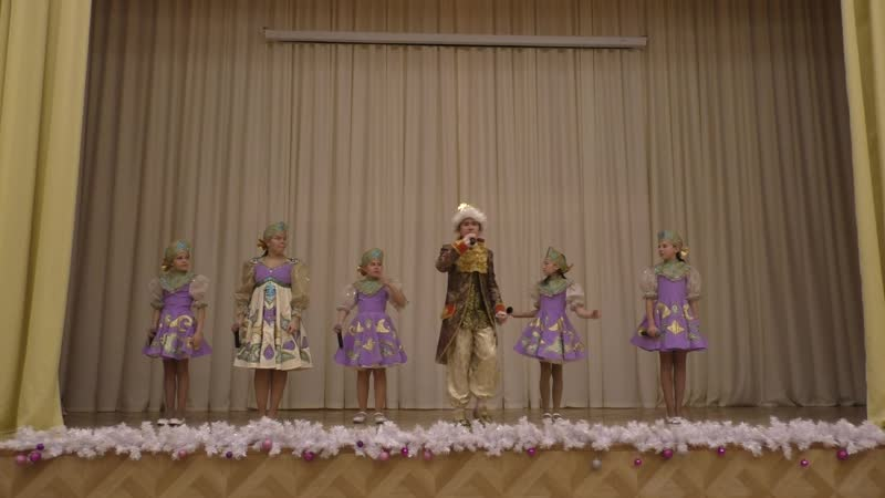 Всё могут короли Вокальный ансамбль ЛАД средняя группа