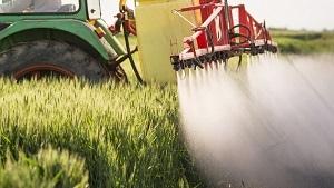 Обработка сельхозкультур