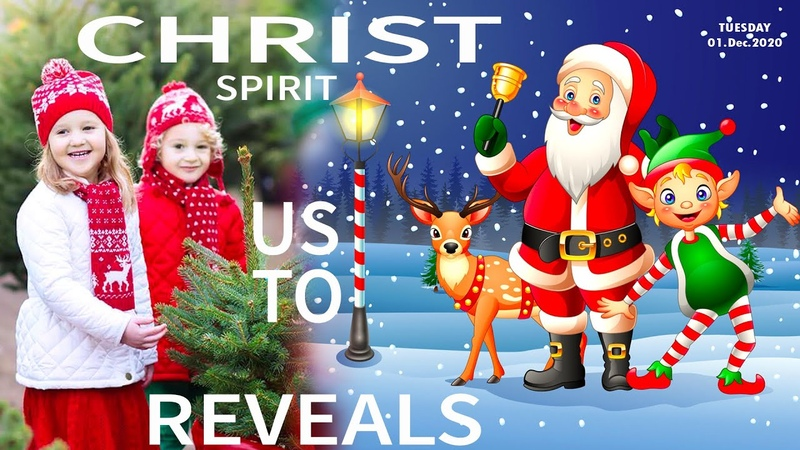🕘CHRISTMAS⭐️Song🐑CHRISTMAS is ABOUT CHRIST SPIRIT reveals to US !!🌠🎅Fan Emmanuel TV 📺 (01-Dec-2020)