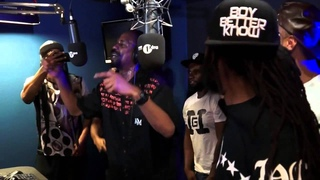 General Levy - Incredible [ Live @ BBC Radio 1 Studio ]
