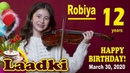 Havas guruhi Robiya's birthday and FRIENDS ' Congratulations 30.03.2020