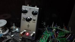 Hiero Effects Heretic Fuzz demo by Max Zorin