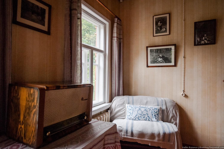Дом-музей Михаила Пришвина в Одинцовском округе
