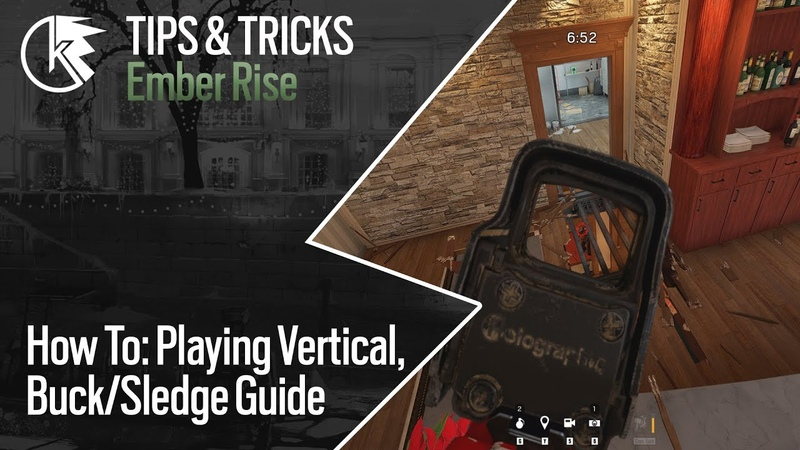 How To Buck Sledge ep 1 Playing Vertically on 7 ESL Maps with subtitles