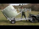 Easylift Bale Trailer Moving Bales made easy