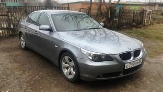 КУПИЛИ BMW 5 e60 за 550 тысяч рублей