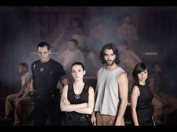 ПОБЕГ 1 6 серия Антиутопия Детектив Триллер Испания
