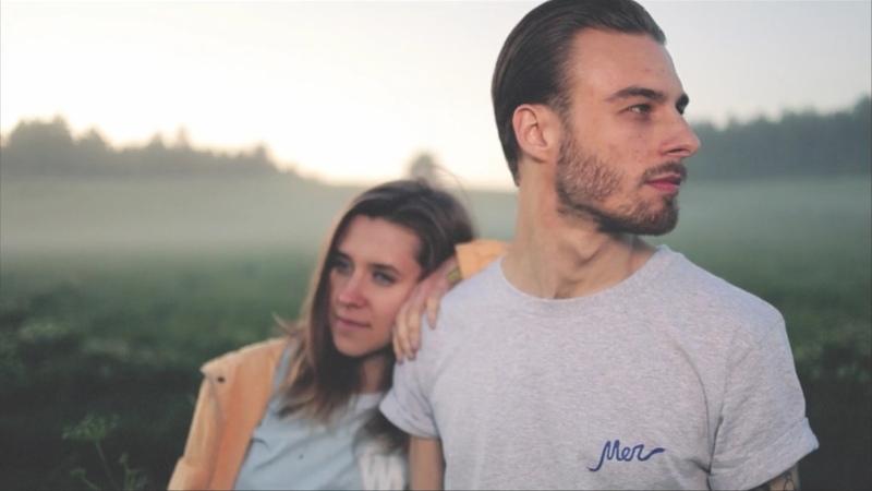 ЛУНА Осень Phylaxis Remix unofficial video Vinnik prod
