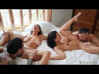 Brazzers Abigail Mac, Luna Star - Snowbanging Part 3 New Porno 2020