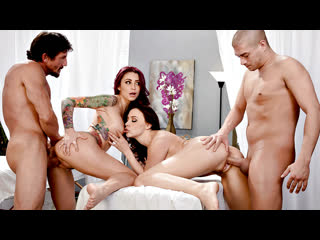 Chanel Preston & Monique Alexander - Lets Get Facials (Русские субтитры)