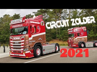 Truck meeting Circuit Zolder 2021- The trucks are coming