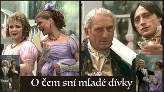 O čem sní mladé dívky (TV film) ● Komedie (Československo, 1988)