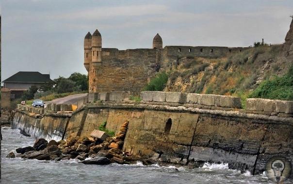 Крепость Еникале нач. XVIII века, Керчь, Крым