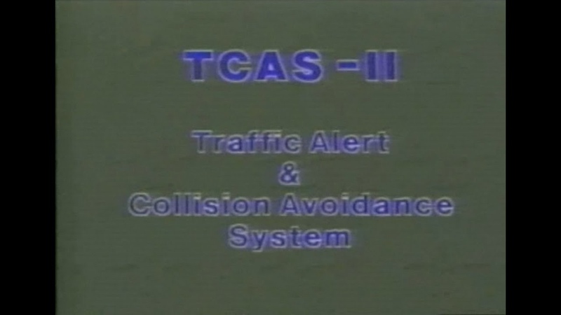 Traffic Collision And Avoidance System TCAS
