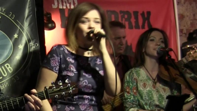 RasSVETAeva - в G.A. Blues Club
