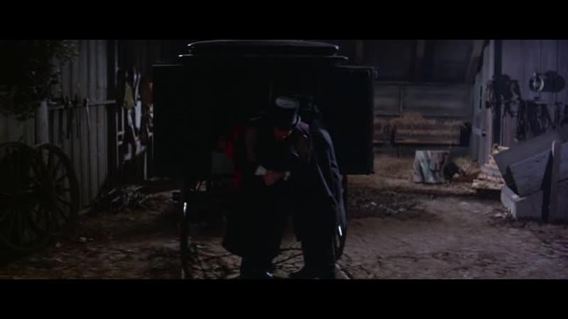 Винсент Прайс в фильме Комедия ужасов Ужасы комедия США 1963