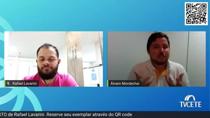 LIVE Alvaro Mordechai e Rafael Lavarini As bem aventuranças parte 04